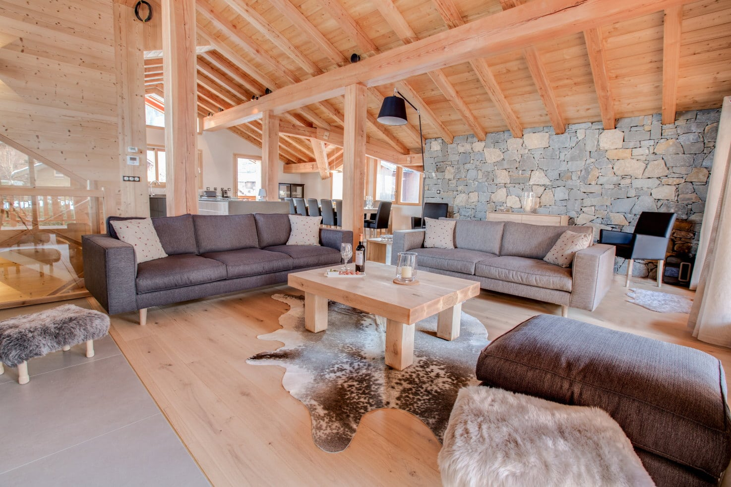 Our Luxury Chalet