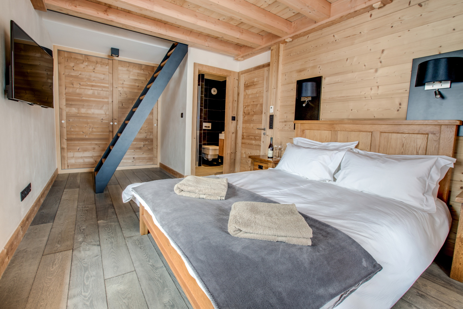 Altaka 2 Bedroom self catered apartment morzine