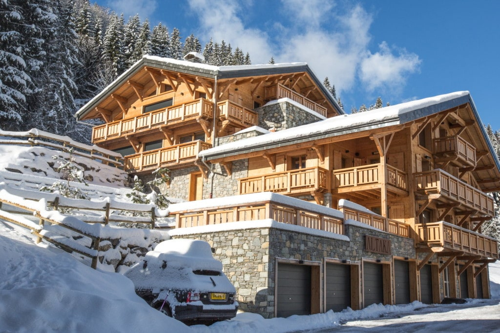 Altaka Luxury Self Catered Apartments Morzine