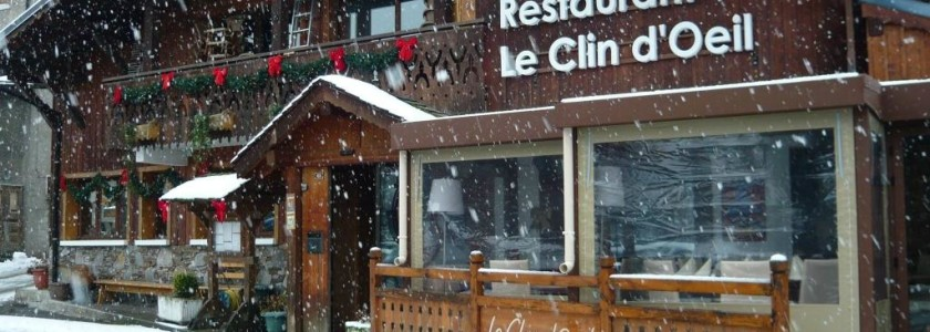 Morzine traditional restaurants