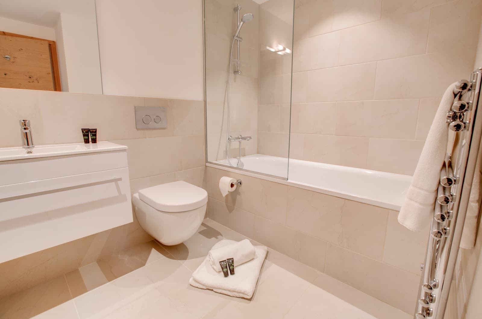 Chalet North Star Bathroom