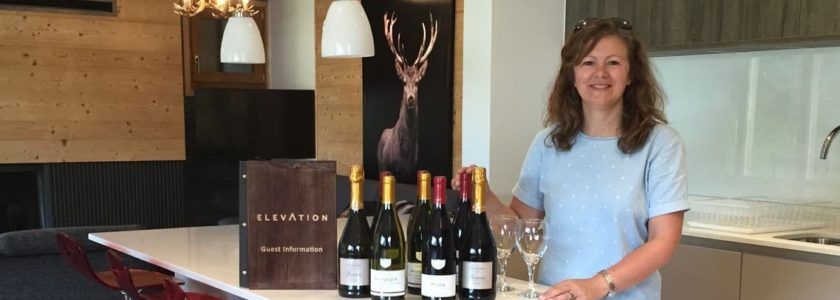 Elevation Luxury self catering Wine delivery service