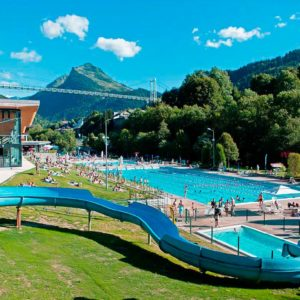 Morzine swimming complex