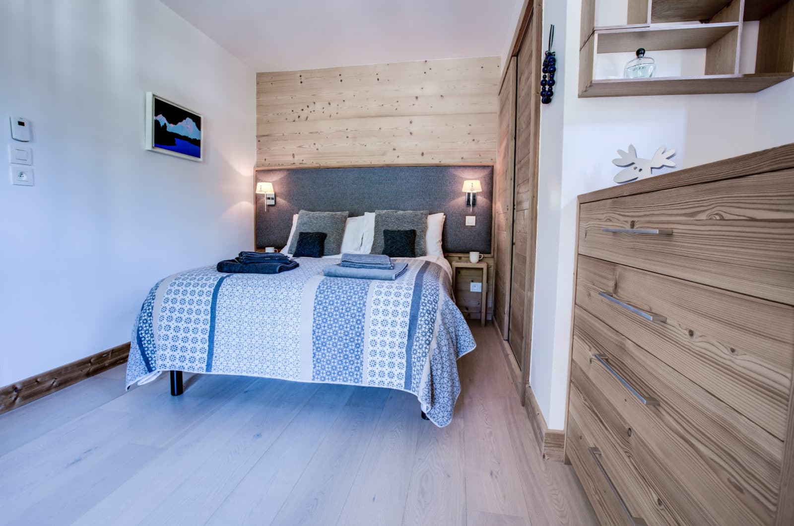 Altaka 1 Bed 3 Luxury Self Catered Morzine