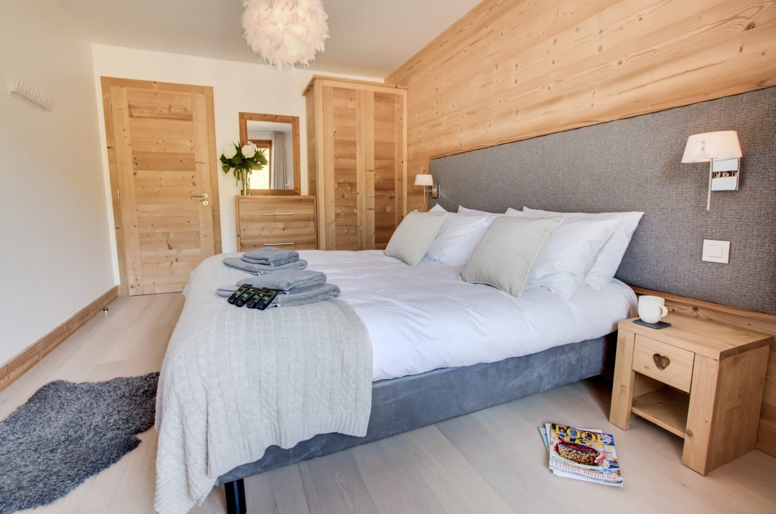 Altaka 1 Bed 2 Luxury Self Catered Morzine