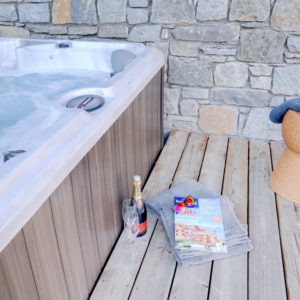 Altaka 1 Hot Tub Luxury Self Catered Morzine