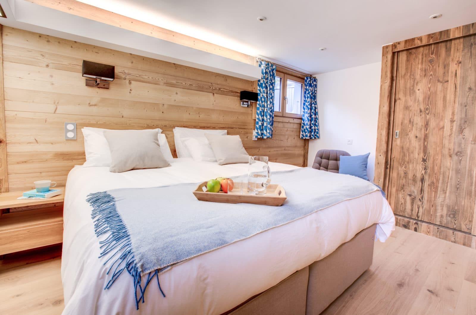 Chalet L'Anton Bedroom