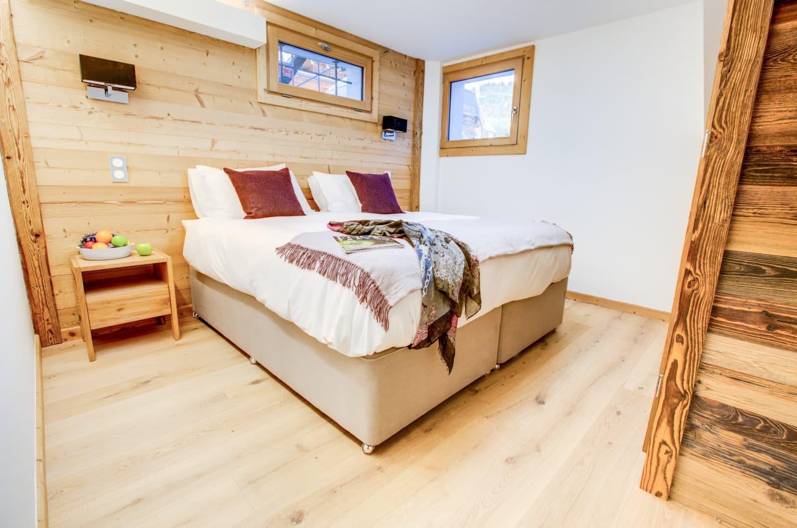 Chalet L'Anton Bedroom 5