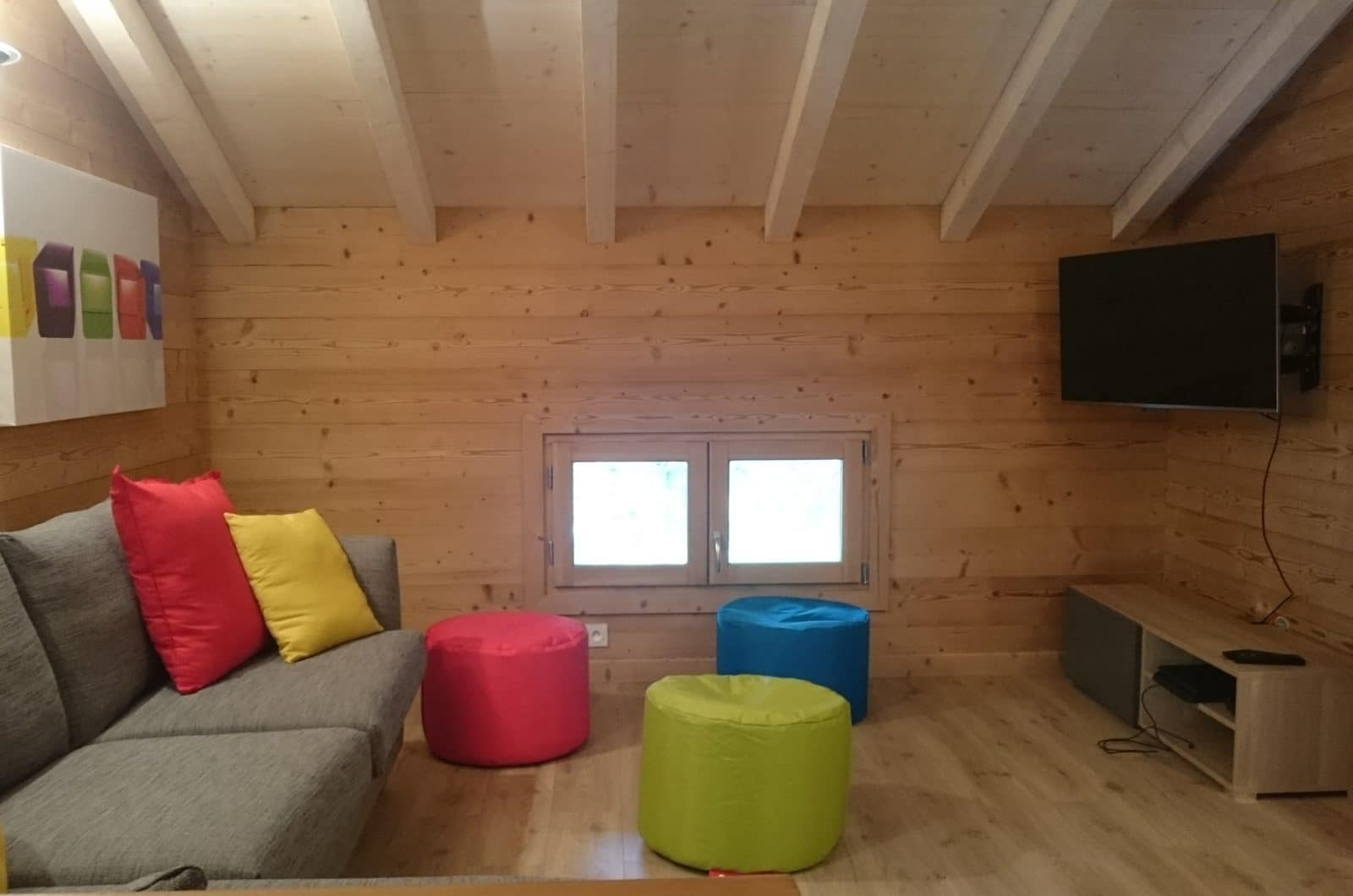 Chalet L'Anton Playroom