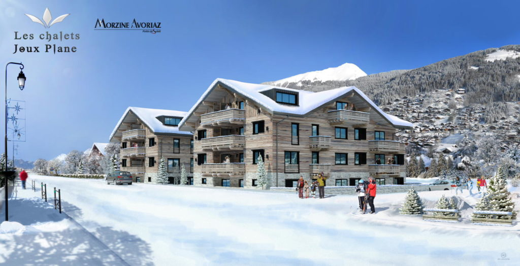 Luxury Apartments Morzine
