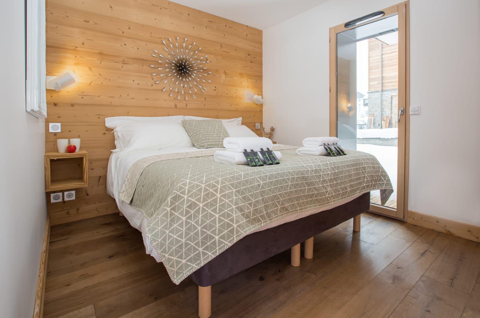 Chalet Joux Plane, Le Lapin Bedroom 2