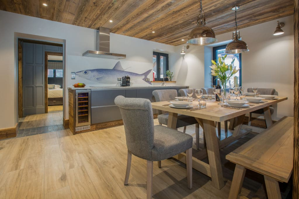 Ferme Colline Kitchen & Dining
