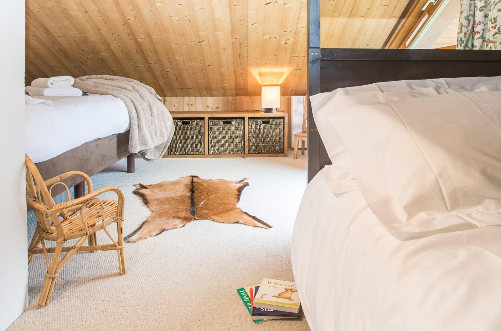 Chalet V Bedroom