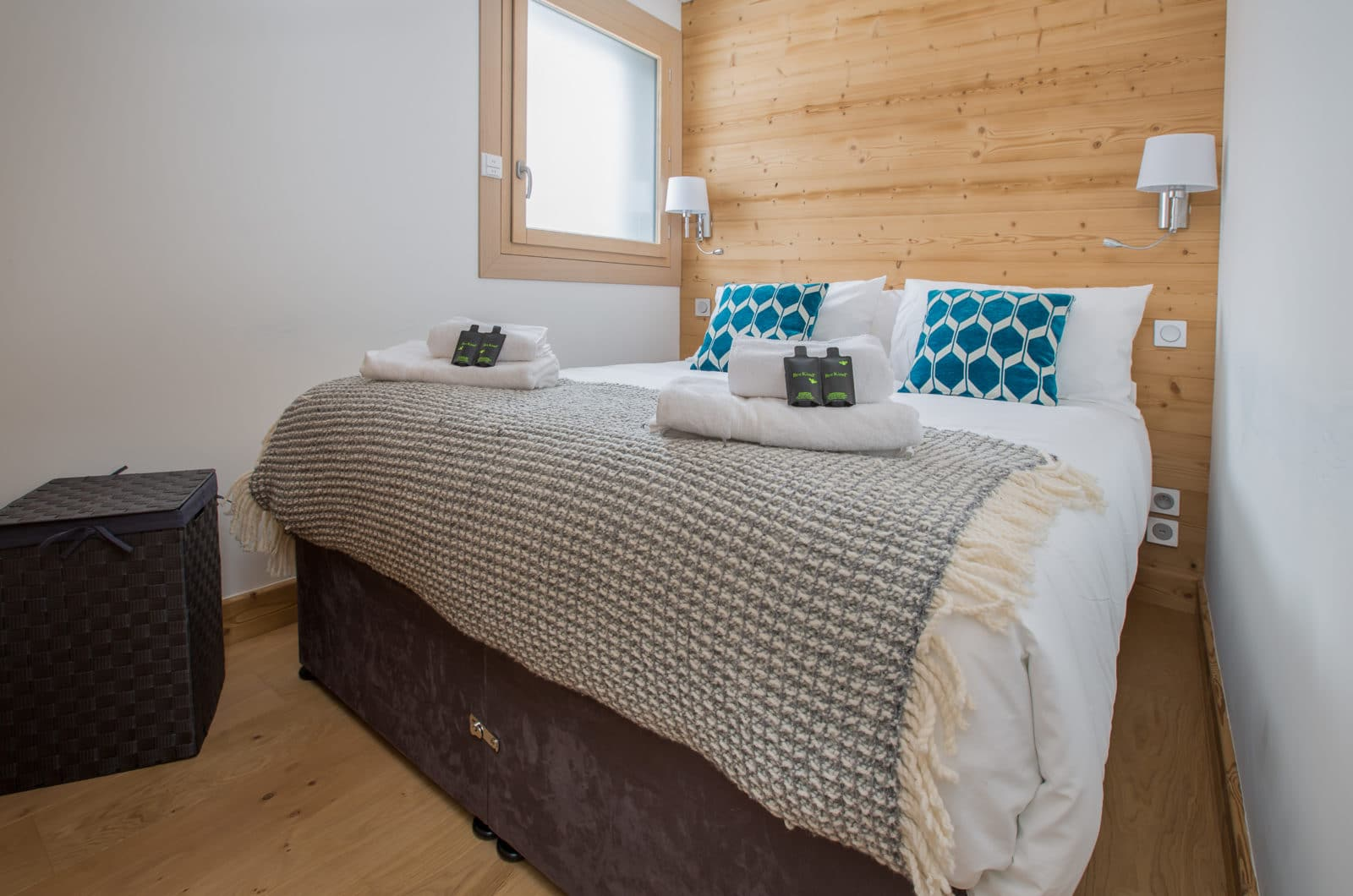 Hibou Master Bedroom ElevationAlps