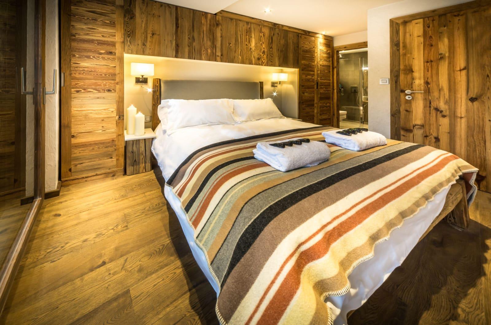 Chalet Kapa Bedroom 3