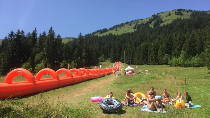 Splash Morgins