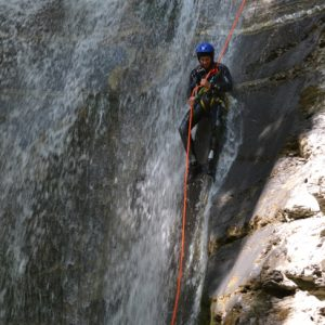 Summer Canyoning in Morzine