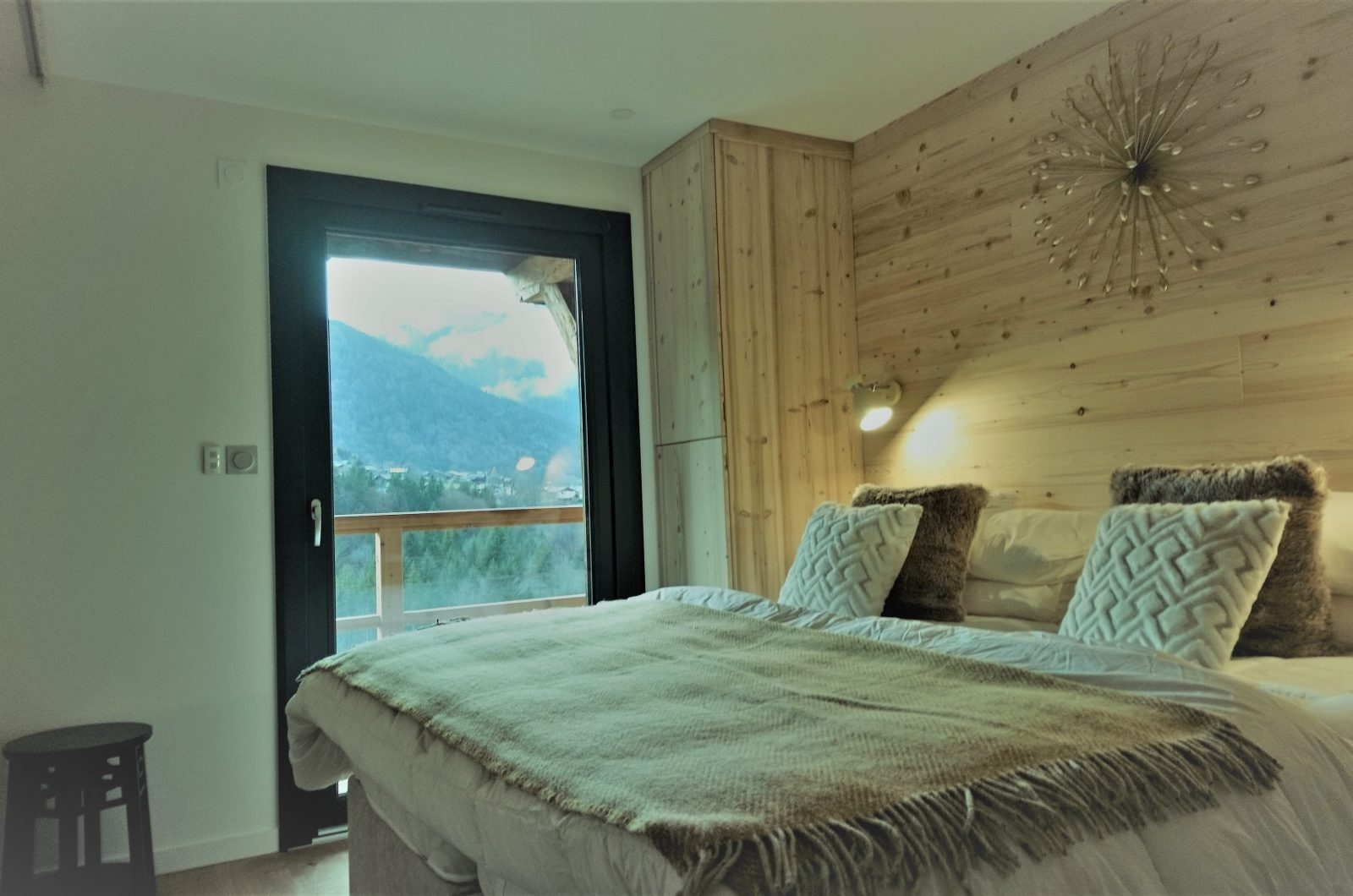 Elevation Alps Mont des Anges Bedroom