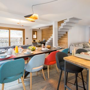 Loup'ka Open Plan Living ElevationAlps
