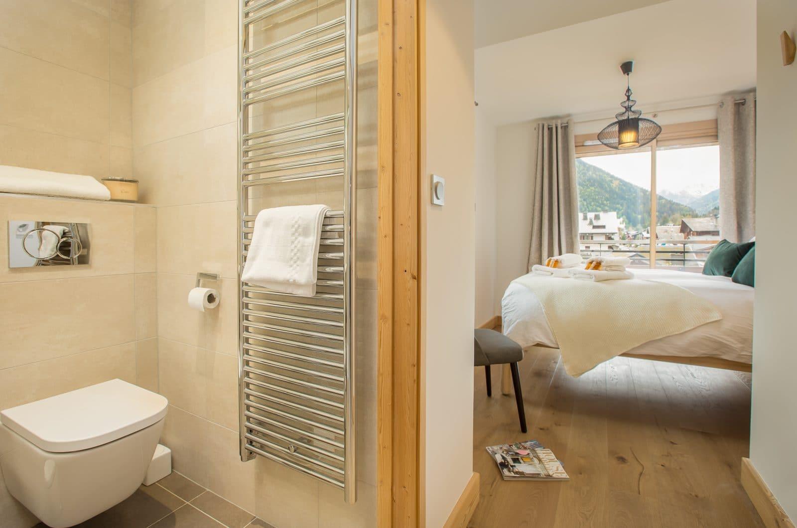 Apartment Asta Bedroom 3 Ensuite 50m from Pleney Lift Morzine