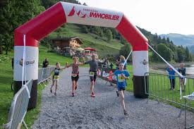 Morzine Summer events montriond sprint triathlon