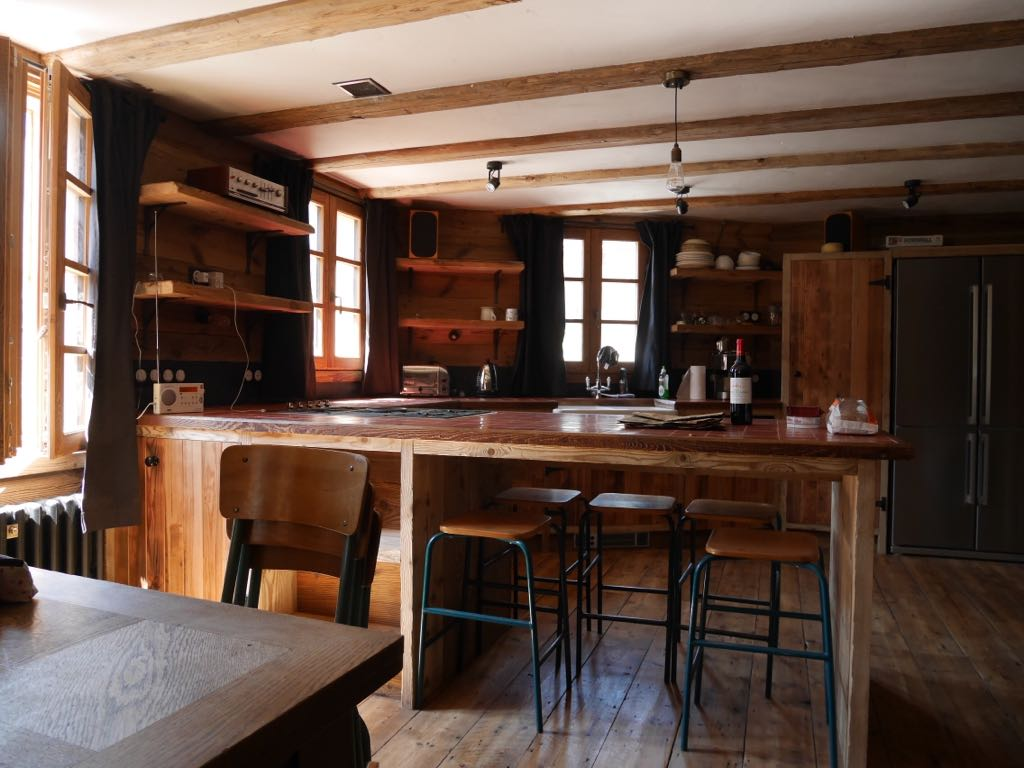 Chalet Adele Sleeps 14 Self Catered Chalet Morzine Kitchen