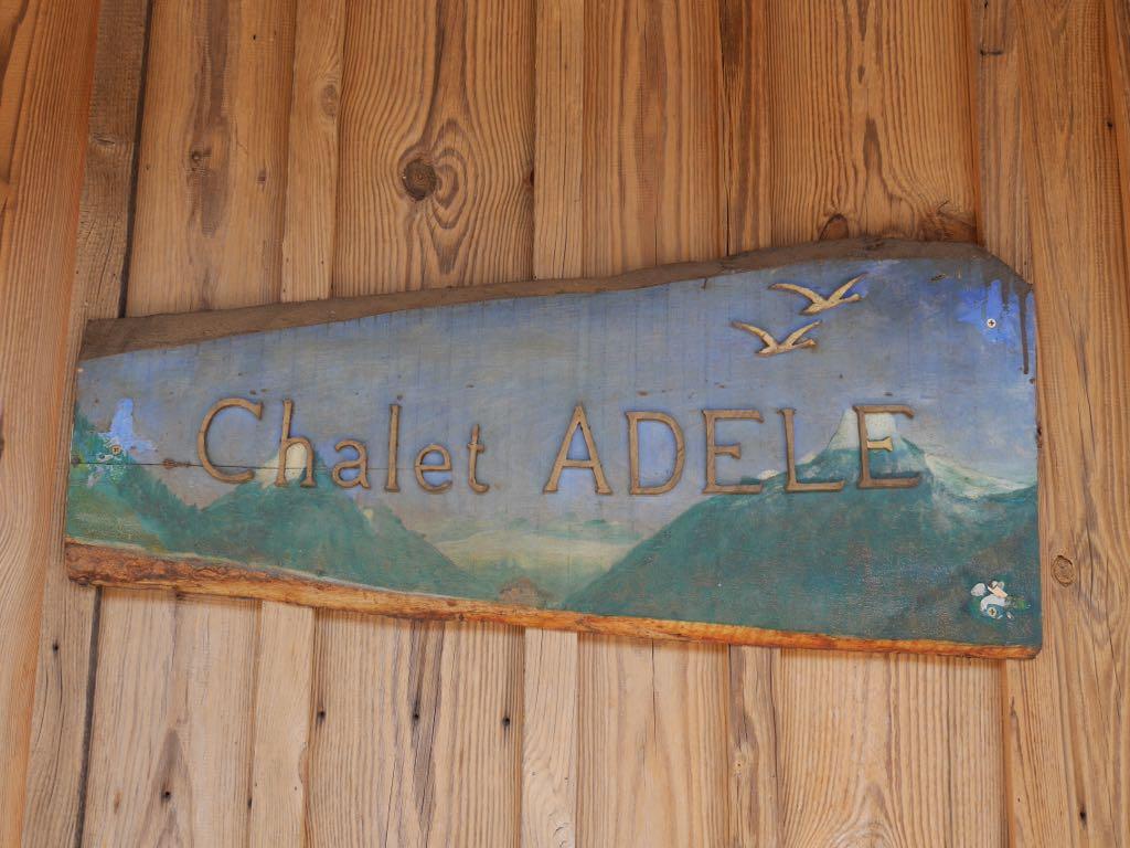 Chalet Adele Sleeps 14 Self Catered Chalet Morzine Name
