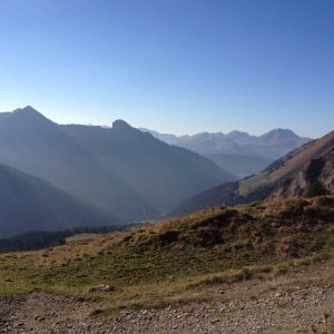 Hiking Col du Cou
