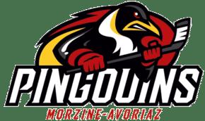 Morzine Avoriaz Penguins logo
