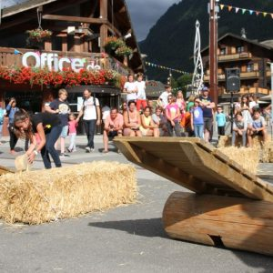 fun games in morzine