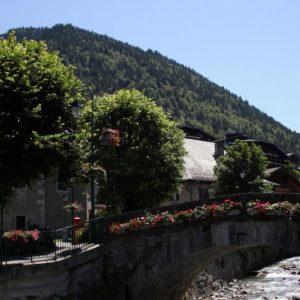 historical tour of morzine