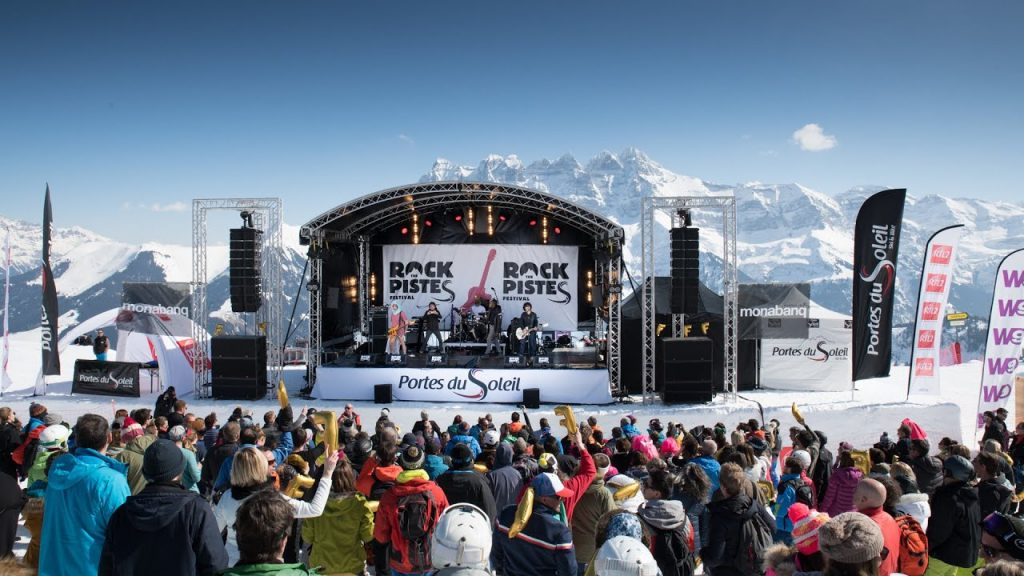 rock the pistes festival 2020