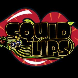 squid lips logo