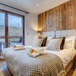 Chalet Yukinko - bedroom - ski chalet in Morzine