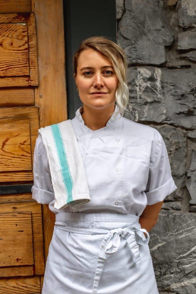 Clare Scott Chef