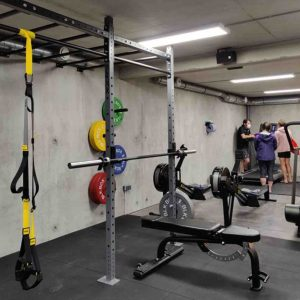 gym in Morzine - The Hive gym