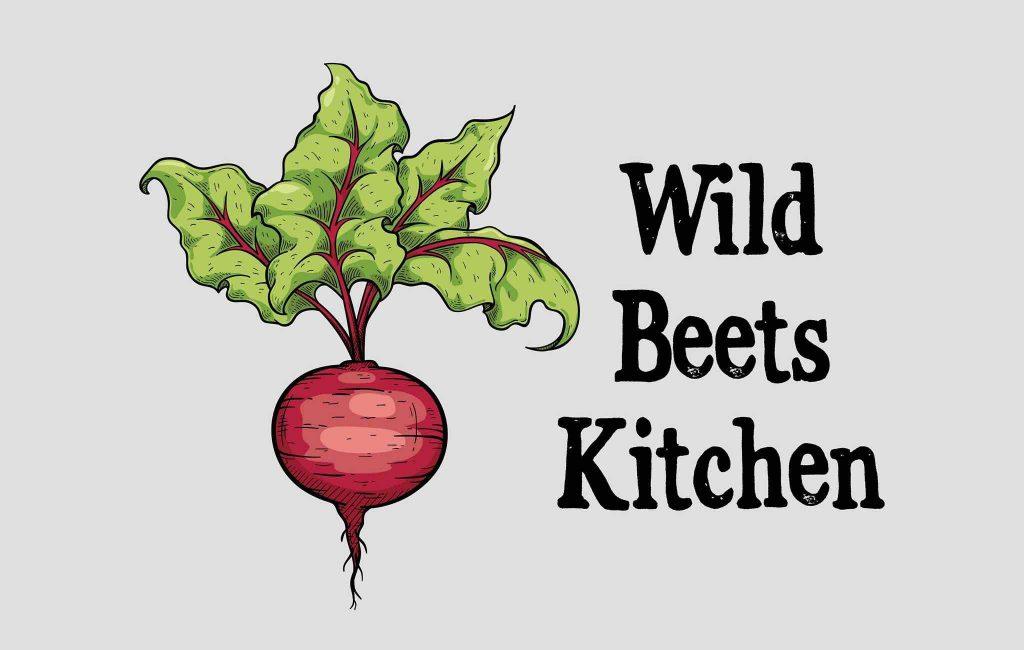 Wild beets in Morzine - featured